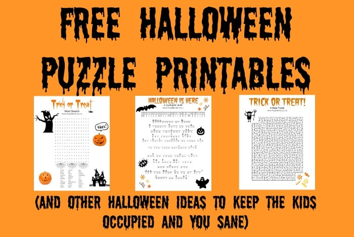 Free Halloween Printables (and some other Halloween Inspiration)….
