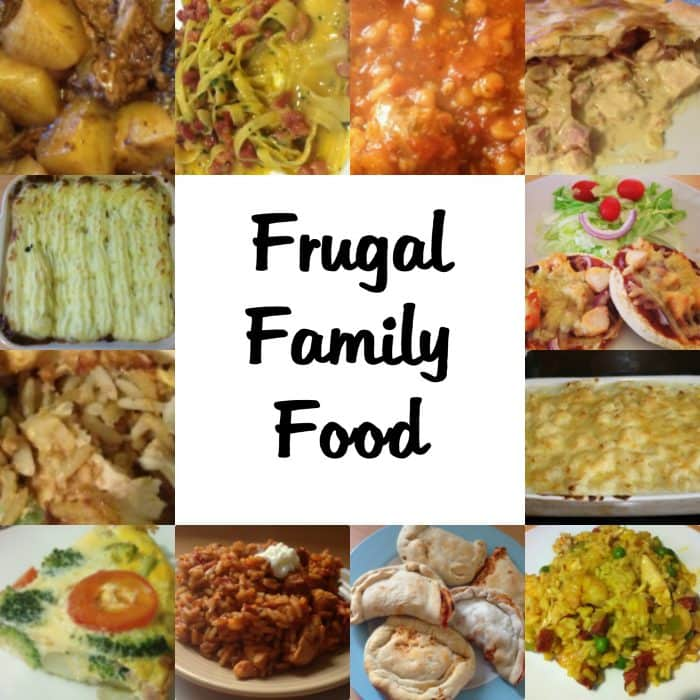 Frugal Family Food
