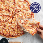 NEWS: Domino's Ham & Pineapple New Yorker Pizza