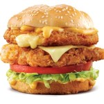 NEWS: KFC The Big Cheese Burger
