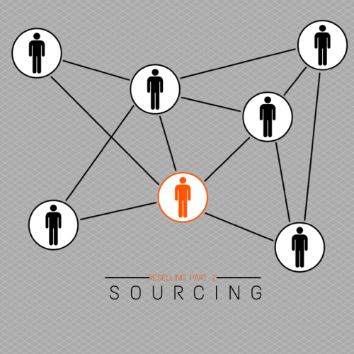 SOURCING 500x500 Reselling: Part 2   Sourcing