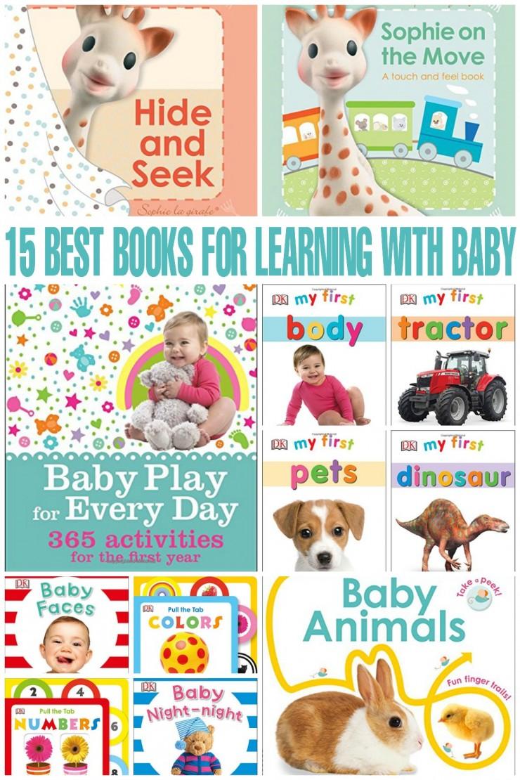 Astonishing Books Baby Frugal Mom Baby Books Spanish Dads Baby Books Learning baby Best Baby Books