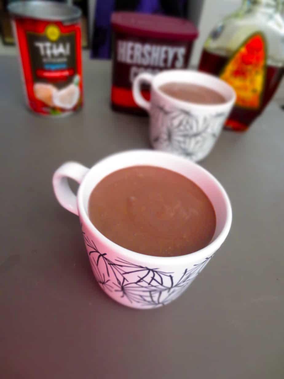 3-Ingredient Paleo Chocolate Mousse