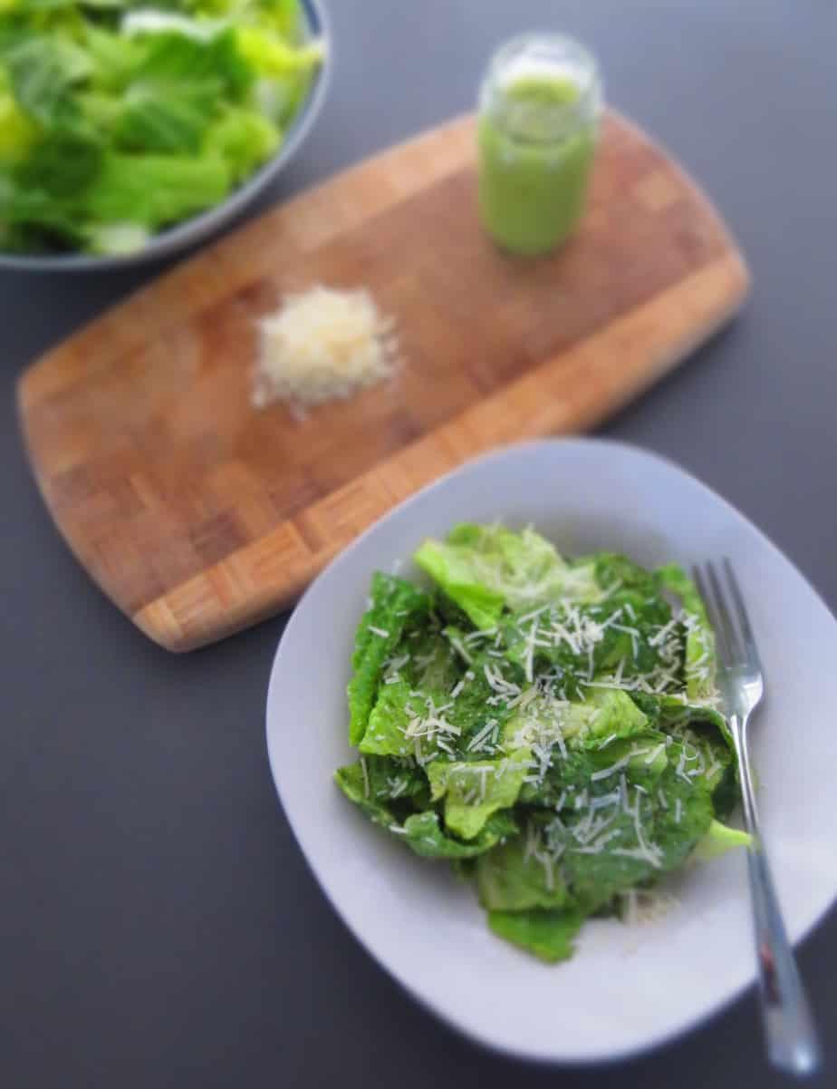 avocado caesar salad dressing frugal nutrition. Black Bedroom Furniture Sets. Home Design Ideas
