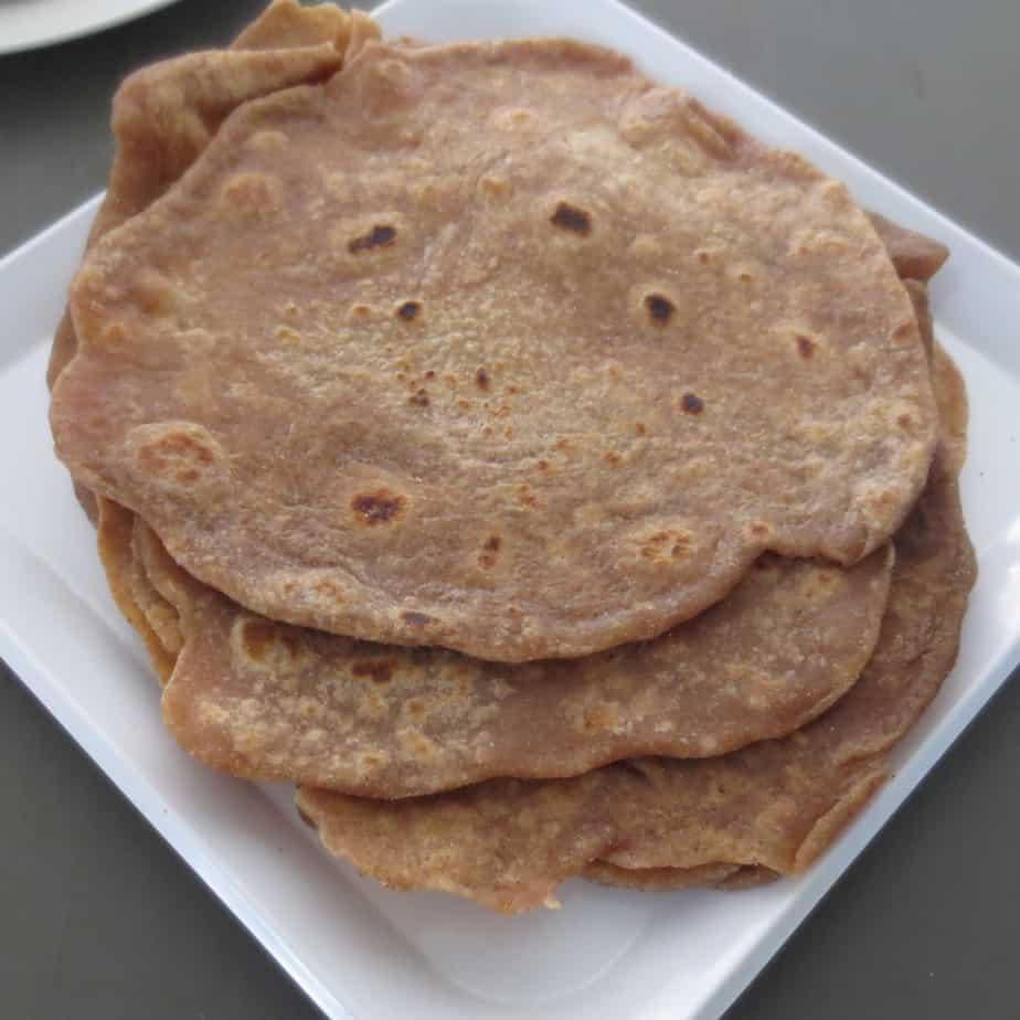 Sprouted Grain Tortillas