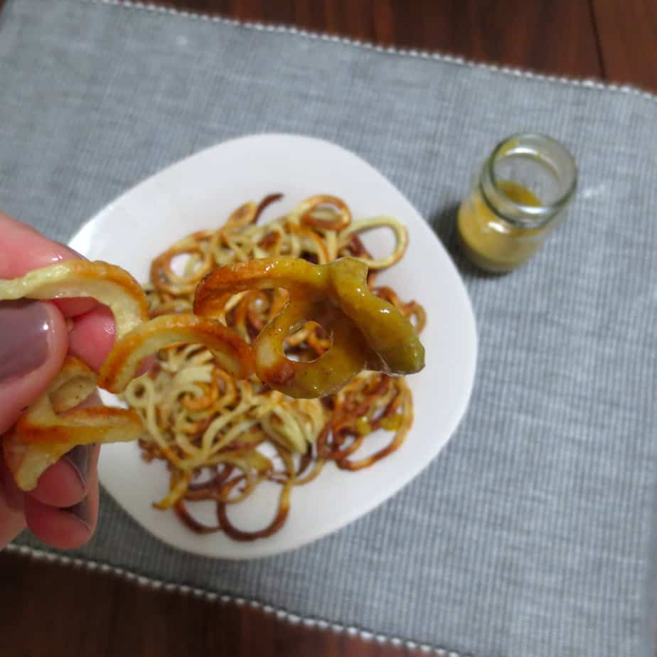 Horseradish Honey Mustard