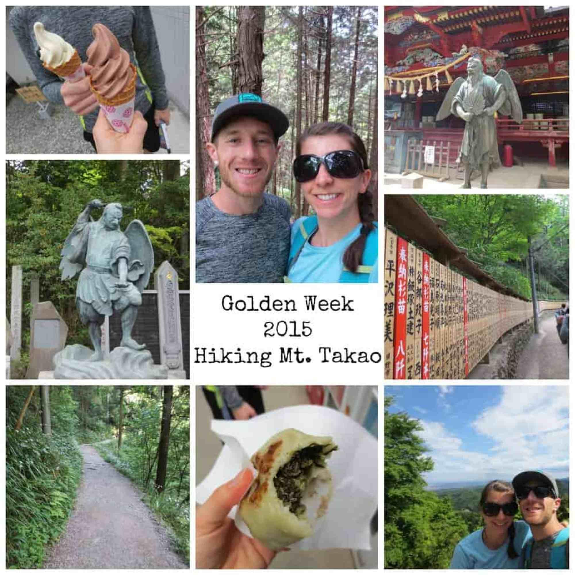 Golden Week Mt. Takao