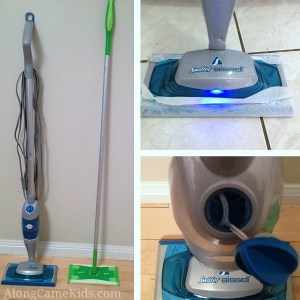 Swiffer-BISSELL-SteamBoost-Steam-Mop-Review