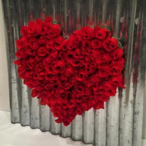 We have the easiest diy valentinesdecor on the blog heartdecorhellip