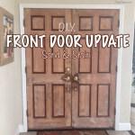 Front Door Update