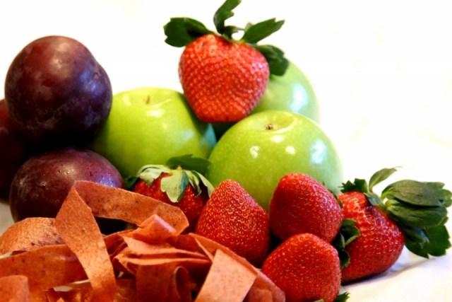 Fun Fruit Snacks for Kids - Fruit Lavash