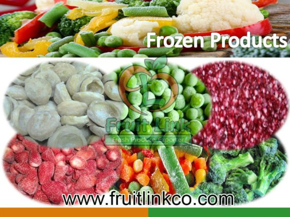 Frozen Products by Fruit Link1