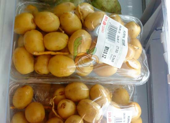 Fresh Dates in Egypt