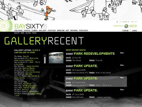 web baysixty6 3