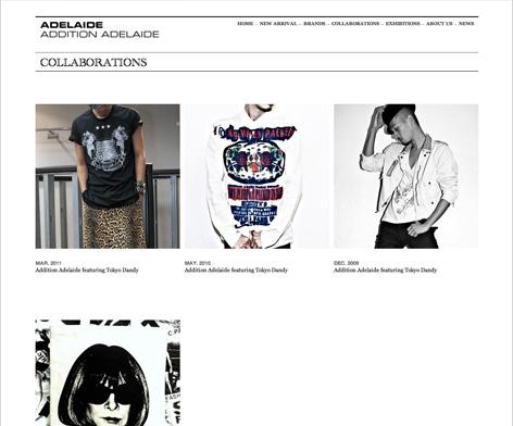 Adelaide / Addition Adelaide website 7