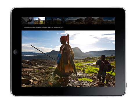 hrw multimedia for iPad app 4