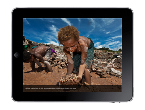 hrw multimedia for iPad app 6