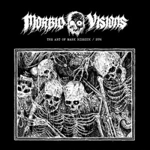 Morbid Visions by Mark Riddick