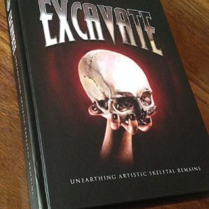 Excavate: Unearthing Artistic Skeletal Remains