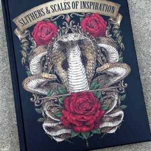 Slithers and Scales of Inspiration: The Reptile Art Project