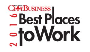 New Orleans City Business Best Places to Work