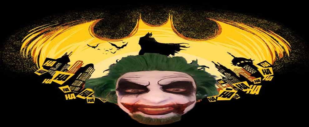 Mets ta morphose de Joker!