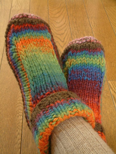 knitted-pantoufles-1