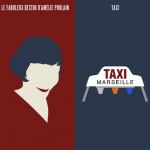 Paris vs Marseille Illustrations 11