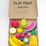 Play Fruit Paper1q