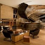 Spiral Staircase of Strasbourg Hotel  3