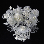 3D Flowers Printing 1