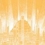 CELESTIAL CITIES by David Fleck-7B