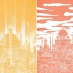 Celestial Cities by David Fleck