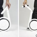 Electric Folding Bicycle_4