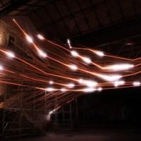 Generative Light Sculpture