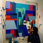 Graphic and Colorful Portraits by Erik Jones -3