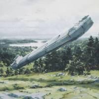 Paintings by Sven Kroner