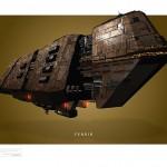 Spaceship Posters by Rixx Javix_0