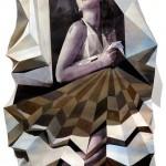 Impressive Folded Paintings-7