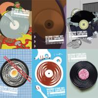 Record Store Day Graphic Posters Series