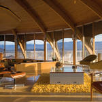 Dome Shaped Volcano House in California-4