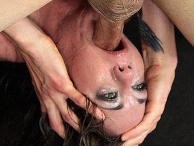 facial abuse britney stevens