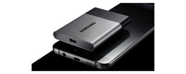 samsung portableSSDT3 3