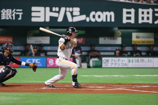 Akira Nakamura – (C)SoftBank HAWKS