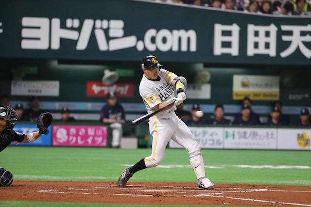 Seiichi Uchikawa – (C)SoftBank HAWKS