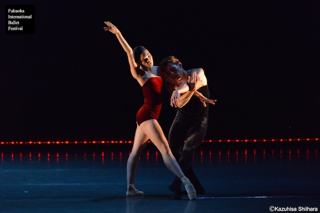 'Amor Vincit Omnia' was very different to the typical 'tutus and tiaras' image of ballet.