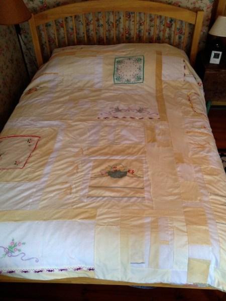 Pillowcase Quilt