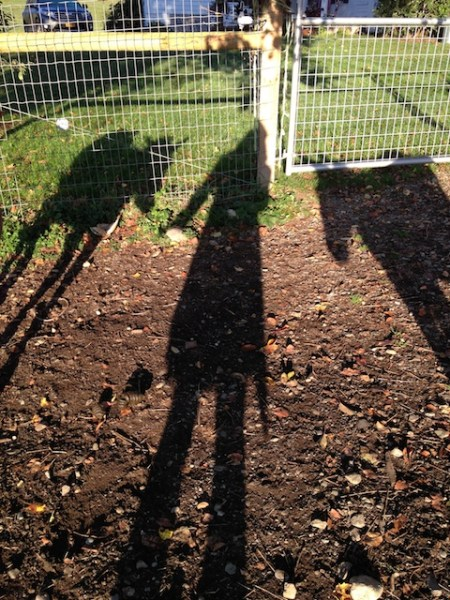 self portrait with fanny and lulu