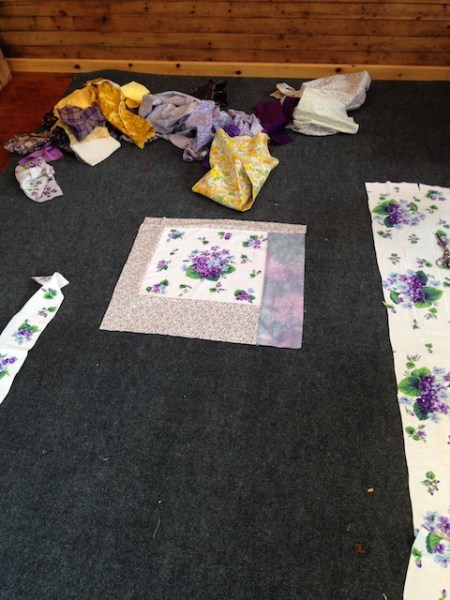 tess' table cloth quilt