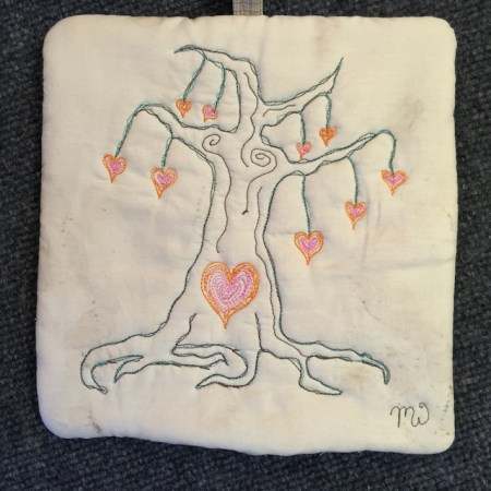 Wisdom Heart Tree II